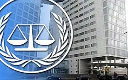 نظام روما الأساسي للمحكمة الجنائية الدولية اعتمد من قبل مؤتمر الأمم المتحدة الدبلوماسي للمفوضين المعنى بإنشاء محكمة جنائية دولية