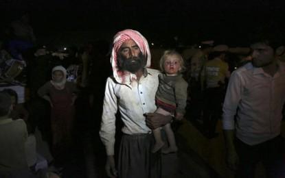 داعش زیاتر لە ٢٠٠ هاوڵاتیی ئێزیدی له سنوری كهركوك ئازاد کرد