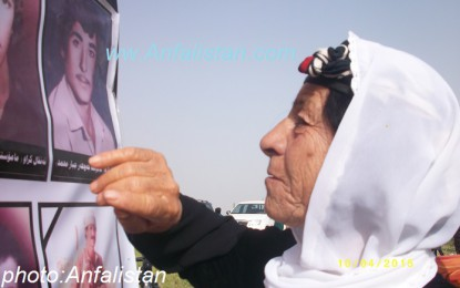 Anfal-Genocide of the Kurds CHAK Conference in Kurdistan