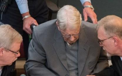 سەربازێکی نازی لە ٩٤ ساڵیدا بە ٥ ساڵ زیندانی سزا درا .
