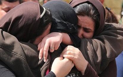 چەکدارێکی داعش دانی پێدا دەنێ کچانی ئێزدی فرۆشتووە