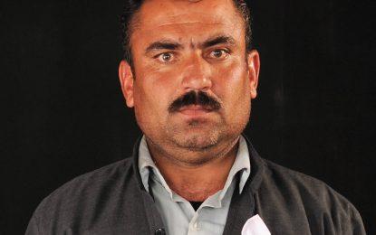 محمد حسێن عەزیز رحیم :  دەبوایە صمود چۆڵ بكرایە بۆ شوێنی فەلاحەتو گەنمو جۆی لێداچاندرایەتەوە .  دیمانەی عومەر محەمەد